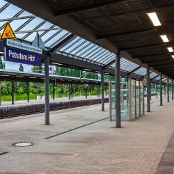Potsdam Central Station