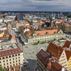 Wroclawin vanhakaupunki, Wrocław