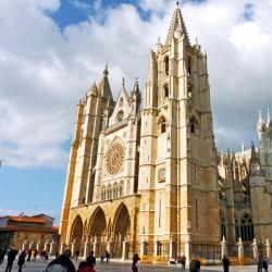 Katedrála v meste León