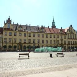 glavni trg v Wroclawu