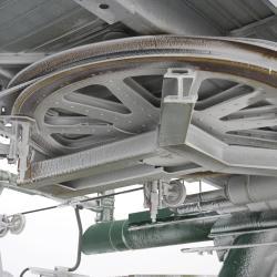 Remontée mécanique du Front De Neige