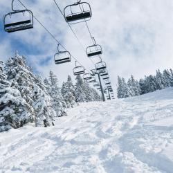 Menuires Ski Lift