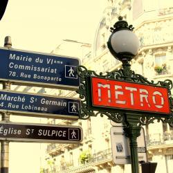 Estación de metro Saint-Sulpice