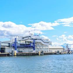 Color Line Ferry Terminal Oslo