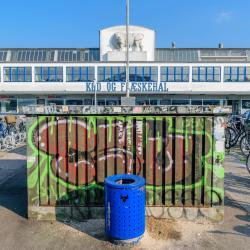 Meatpacking District van Kopenhagen (Kodbyen)