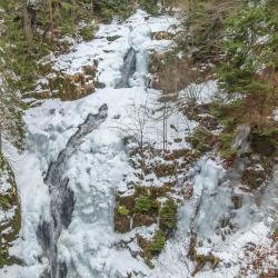 Kamienczyka Waterfall