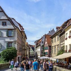Fußgängerzone Bamberg
