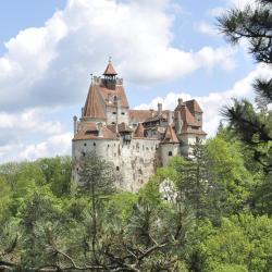 Castell de Bran, Bran