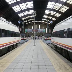 Renfe Train Station A Coruna