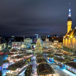 Tallinn Christmas Markets, Tallin