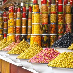 Souk El Had van Agadir