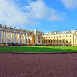 Alexander Palace, Pushkin