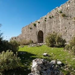 Castle of Souli -Kiafas