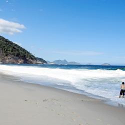 Leme-stranden