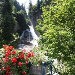 Bad Gastein Waterfall
