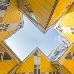 Kubuswoningen van Architect Piet Blom