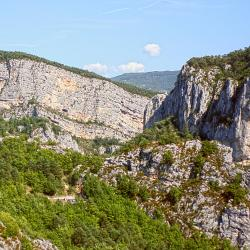 Verdon Gorge, La Palud sur Verdon