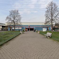 Stazione Metro Molino Dorino
