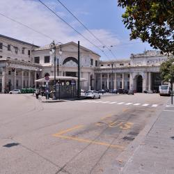 Genova Piazza Principe Train Station