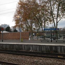 Parc des Expositions RER Station