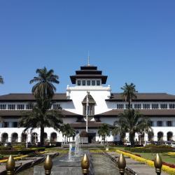 Budynek Gedung Sate
