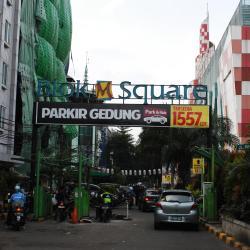 Einkaufszentrum Blok M Square, Jakarta