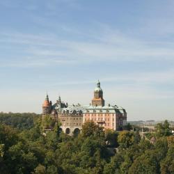 Książin linna, Świebodzice