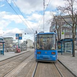 Westendstr. Metro Station