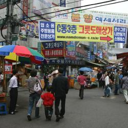 Marché de Namdaemun