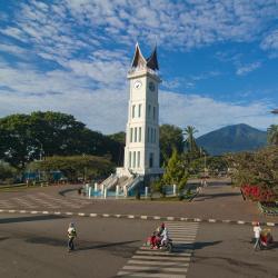 Uhrturm Jam Gadang, Bukittinggi