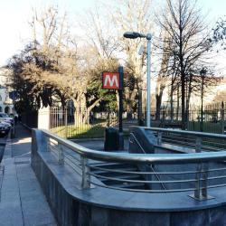 Stazione metro Porta Nuova