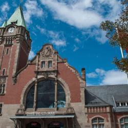 Colmar Train Station