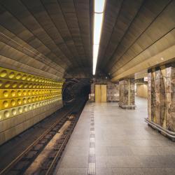 Stasiun Kereta Bawah Tanah Můstek