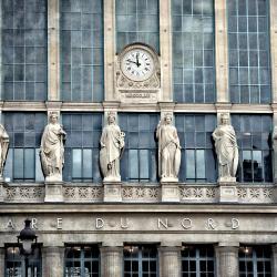Gare du Nord Metro Station