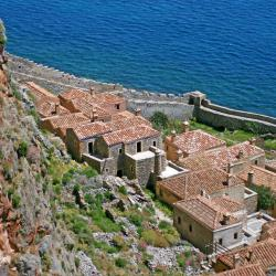Castle of Monemvasia, Monemvasia