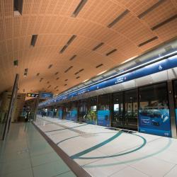 Станция метро Abu Baker Al Siddique