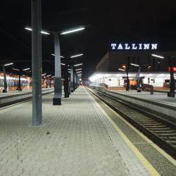 Tallinn Train Station