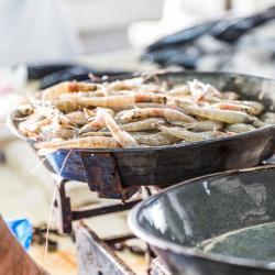 Рыбный рынок Дейры