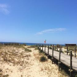 strand Praia de Cabanas