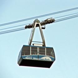 Stone Mountain Cable Car