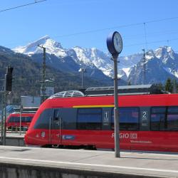 Garmisch-Partenkirchen Station