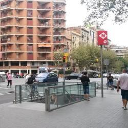 Estación de metro Hospital Clínic