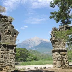 Phaselis Antique City
