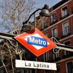 Станция метро La Latina