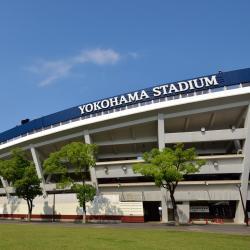 Stadion w Jokohamie