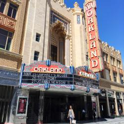 Fox Theater em Oakland