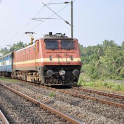 Varanasi Junction Train Station