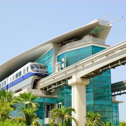 Palm Gateway -monorail-asema