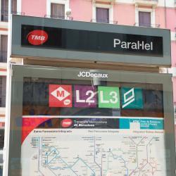 Estación de metro Paral·lel