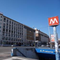 Estación de metro Castro Pretorio